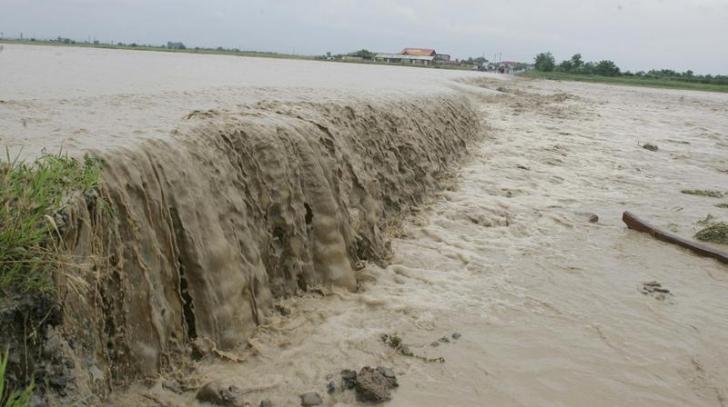 Planul national de protectie impotriva inundatiilor, finalizat peste un an