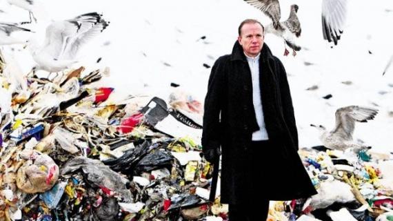 Rainer Nîlvak: pentru a cur??a planeta de gunoi, sunt gata s? lucrez în calitate de oricine