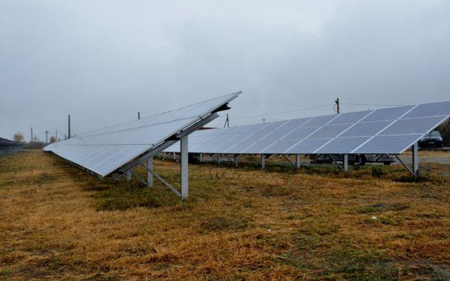 Centrala fotovoltaic? de la Slatina a intrat în linie dreapt?
