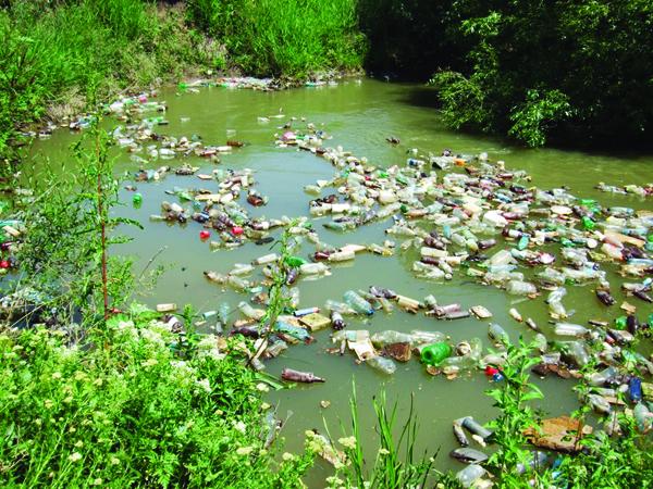 """""""Noi lăsăm ca 8 milioane de tone de materiale plastice să fie aruncate în fiecare an în oceane"""""""