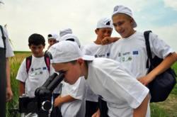 """Proiectul """"Raul Prut prin lupa – Campanie educativa de evaluarea a sanatatii ecosistemelor acvatice"""""""