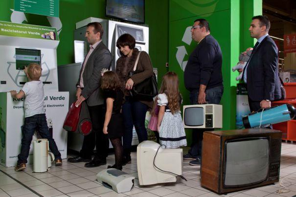 BERD a investit 7 mil. euro în industria de reciclare din România