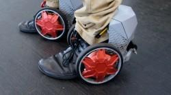 Acton R RocketSkates: Patinele cu rotile electrice sunt noua moda eco