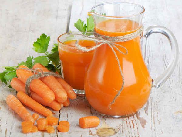 Propriet??ile magice ale sucului de morcovi