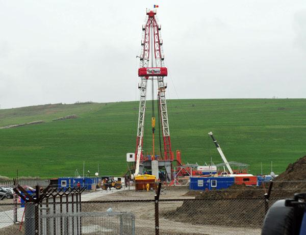 Ce s-a intamplat cu perimetrul Chevron de la Pungesti