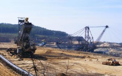 Gorj: Extinderea Carierei Tismana I, blocat? de c?tre Greenpeace