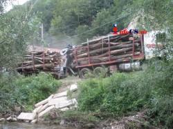 Masacru ecologic in Parcul National Semenic- Cheile Carasului in Rezervatia protejata, Cheile Garlistei