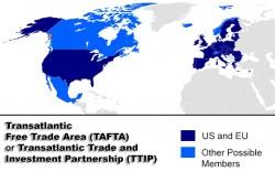 ONG-urile ecologiste si antiglobalizare din Europa actioneaza organizat impotriva Acordului de liber schimb UE-SUA