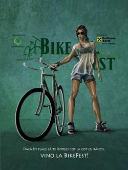 BikeFest 2014, cel mai mare eveniment dedicat biciclistilor urbani