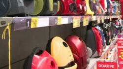 Aspiratoarele puternice, interzise pe piata. De la 1 septembrie dispar aparatele mai puternice de 1.600 W