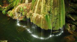 Cascada Bigar si morile de apa de la Rudaria - minuni faurite de natura si om pe Valea Almajului