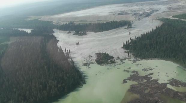 Proiectan?ii barajului miniei canadiene Mount Polley, consultan?i ?i pentru proiectul de la Ro?ia Montan?