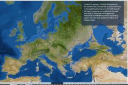 Ce parte a Romaniei se inunda daca toata gheata planetei se va topi