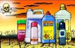 Stii cate chimicale ai in jurul tau? Stii cat sunt de periculoase?