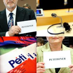 Petitiile: Parlamentul European va da o sansa de a va face vocea auzita
