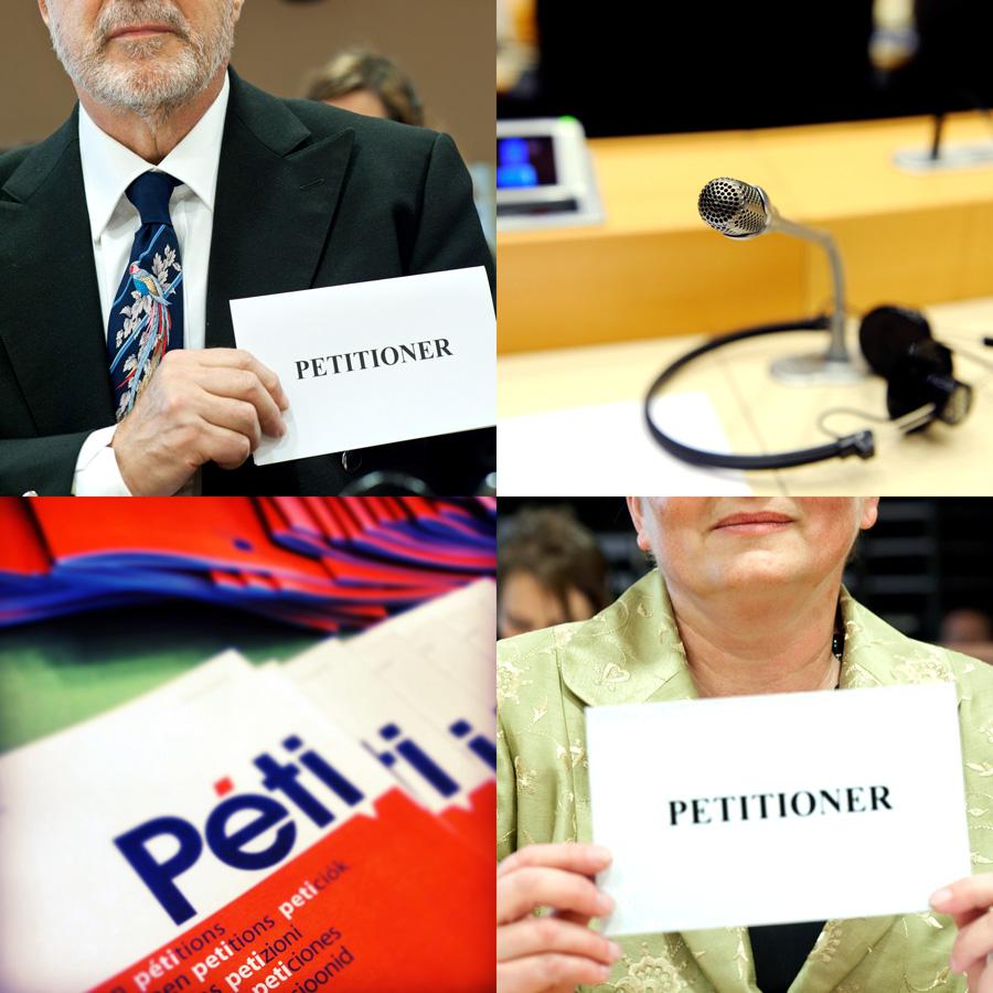 Peti?iile: Parlamentul European v? d? o ?ans? de a v? face vocea auzit?