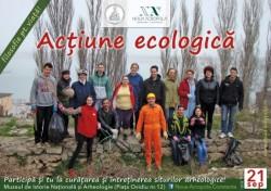 Actiune ecologica in Constanta / Duminica, 21 septembrie