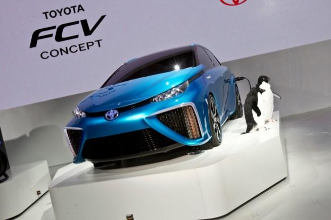 Toyota are aprobare guvernamentala in Japonia sa produca si inspecteze rezervoare de hidrogen