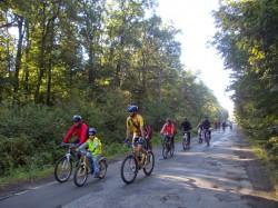 95 de biciclisti au pedalat pentru o lume fara masini