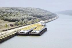 Delta Dunarii, vulnerabila in fata schimbarilor climatice