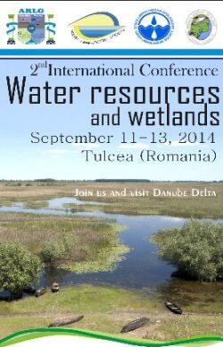 "Delta Dunarii-Conferinta internationala ""Resursele de apa si zonele umede"""