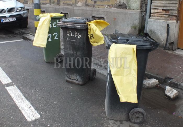 RER Ecologic Service distribuie saci galbeni or?denilor