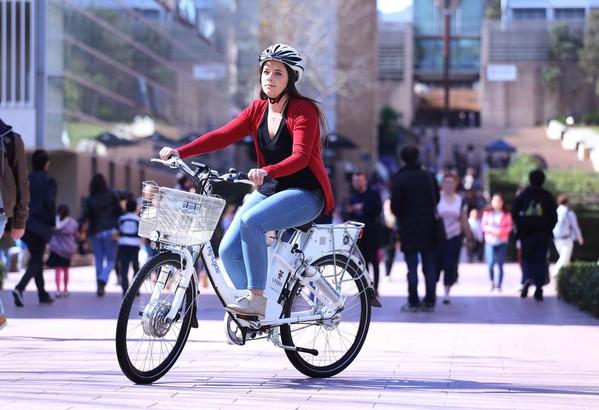 Primăria Târgu Mureş are un proiect pentru achiziţionarea a 250 de biciclete şi înfiinţarea unui serviciu de bike sharing