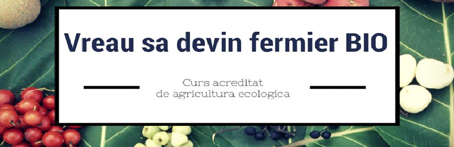 Obtine o diploma de fermier bio!