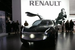 """Masinile """"eficiente ecologic"""", premierele de la Salonul Auto de la Paris"""