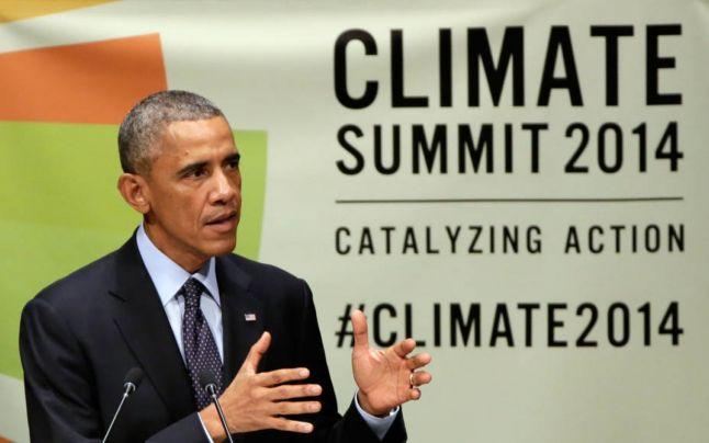 Summitul pe tema schimb?rilor climatice s-a încheiat cu multe promisiuni, dar f?r? rezultate concrete