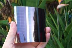 Idee pentru viitor. Panourile solare printabile