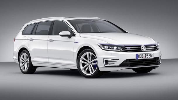 Cel mai eco Passat din istorie: VW Passat GTE