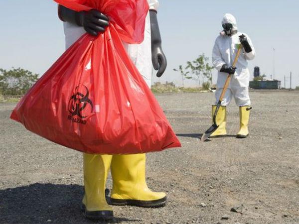 Mii de litri de substante periculoase descoperite de Garda de Mediu si IPJ Arad