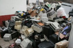 Campanie de colectare a deseurilor provenite de la echipamente electrice si electronice la Resita
