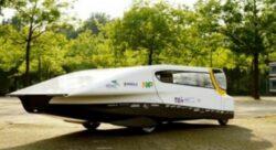 Cum arat? automobilul SF care se alimenteaz? cu enegie solar?