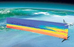 Romania a devenit lider in detectarea si monitorizarea particulelor din atmosfera terestra.
