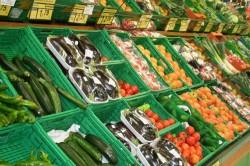 Produsele ecologice romanesti, prea putine in hipermarketuri