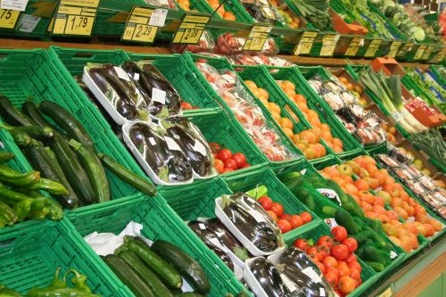 Produsele ecologice românești, prea puţine în hipermarketuri