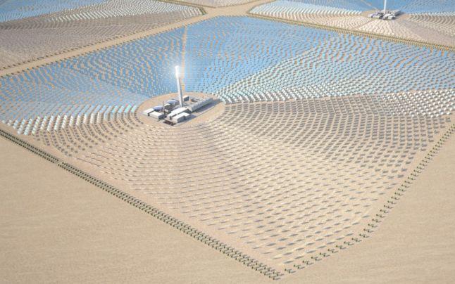 Europa ar putea fi alimentat? cu energie electric? produs? în de?ertul Sahara