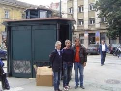 Prima statie de filtrare a aerului din Romania a fost montata la Timisoara