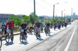 Sase ani cu Verde pentru Biciclete, sarbatoriti cu o deplasare de placere prin Timisoara