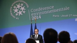 Conferintǎ guvernamentalǎ la Paris: urgenta reconcilierii economiei cu ecologia