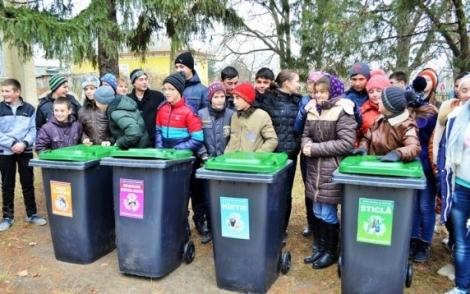 24 de mii de s?teni din nordul Moldovei vor s? colecteze de?eurile separat