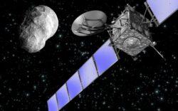 Cometa 67P si secretele ei: viata s-ar fi format in spatiu prima oara