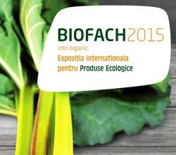 Biofach 2015 - Expozitia Internationala pentru Produsele Ecologice