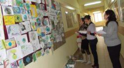 Eco-reporteri din trei tari s-au confruntat in idei la Palatul Copiilor Bacau