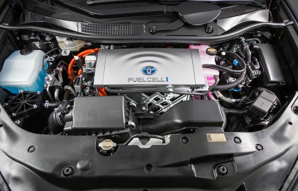 Toyota va lansa în 2020 un sistem de alimentare cu hidrogen la un sfert din pre?ul actualei solu?ii