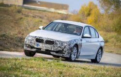 BMW Seria 3 facelift Plug-in Hybrid – Prototipul care prefigureaza o viitoare versiune eco a sedanului german