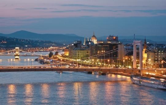Alert? de poluare la Budapesta