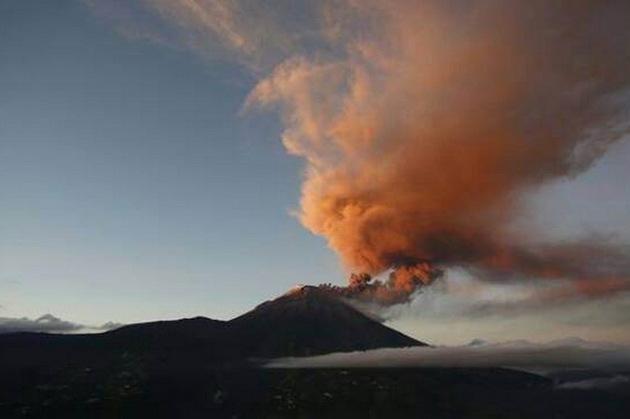 Erup?ie vulcanic? puternic? în arhipelagul Capul Verde